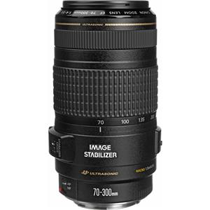Canon EF 70-300mm f/4-5.6 IS USM Camera Lens